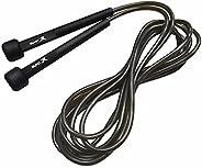 Corda de Pular Muvin Basics Tamanho Ajustável em PVC - Corda de Saltos Com Velocidade Para Treino Funcional -
