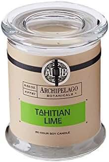Archipelago Botanicals Signature Jar Candle Tahitian Lime
