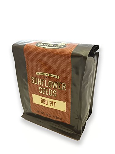 BBQ Pit Flavored Sunflower Seeds