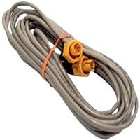 Lowrance ethext-15yl Cable de Ethernet, Acabado Gris