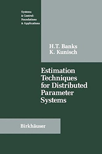 Estimation Techniques for Distributed Parameter Systems (Systems & Control: Foundations & Applications)