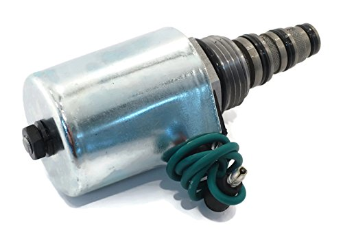 Snow Plow 5/8'' SOLENOID COIL & VALVE ''C'' Green fits Meyer E-47 E-57 E-60 Blade by The ROP Shop by The ROP Shop