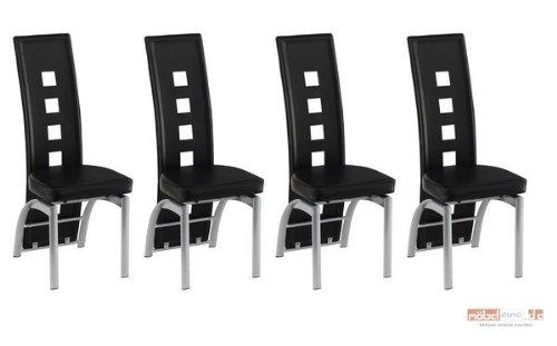 esstisch stühle schwarz