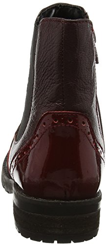 Lotus Damen Brianza Chelsea Boots Red (Red/Shiny)