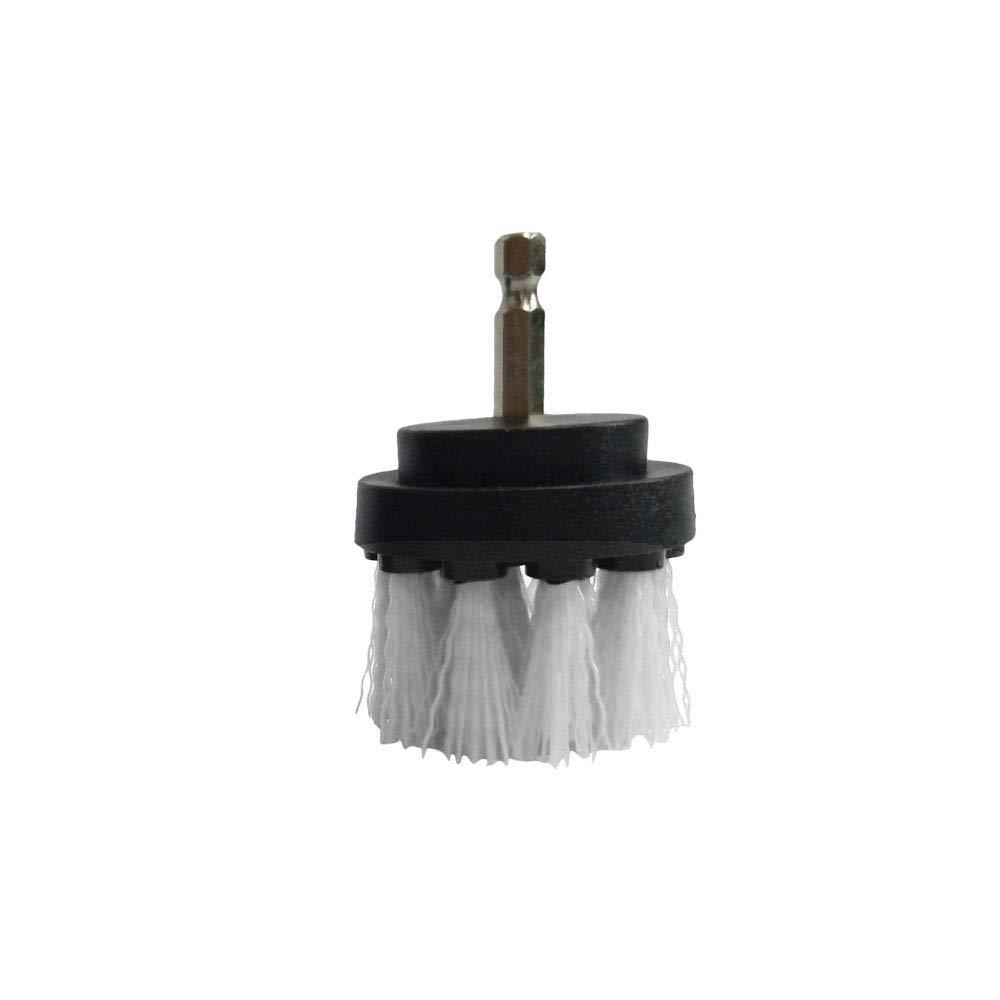 KKmoon 3pcs Puissance Epurateur Brush Set Perceuse Epurateur Brosse de Nettoyage de Tapis Meubles Auto