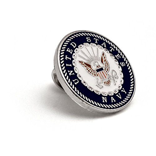 (U.S. Navy Lapel Pin)