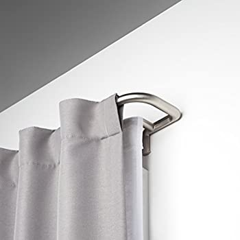 Amazon Com New White Double Curtain Track Kit 10 Ft