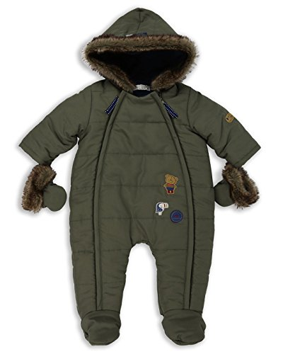 Baby Boy All In One Pram Suits - 8