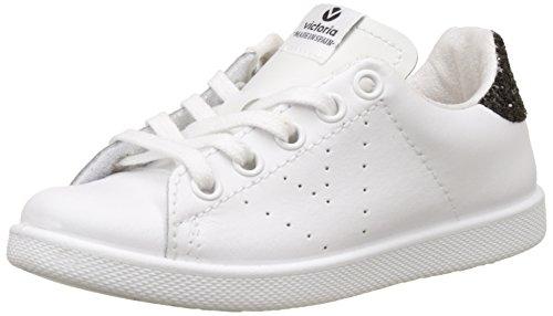 noir 1125104 blanco Zapatillas Victoria Niñas Blanco qwPdgAAIB