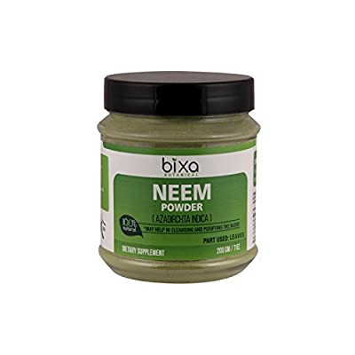 Neem Lead Powder - bixa BOTANICAL