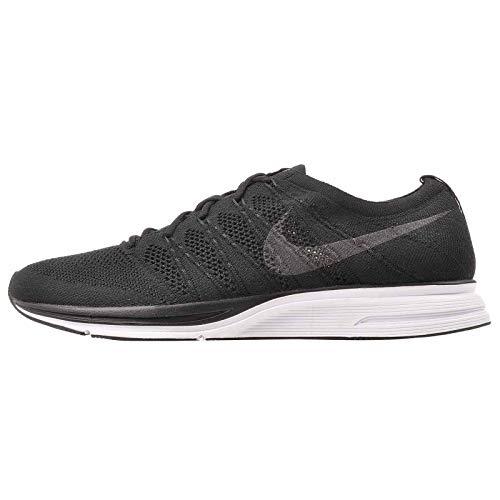 Nike Men's Flyknit Trainer, Black/Black-White, 11 M US