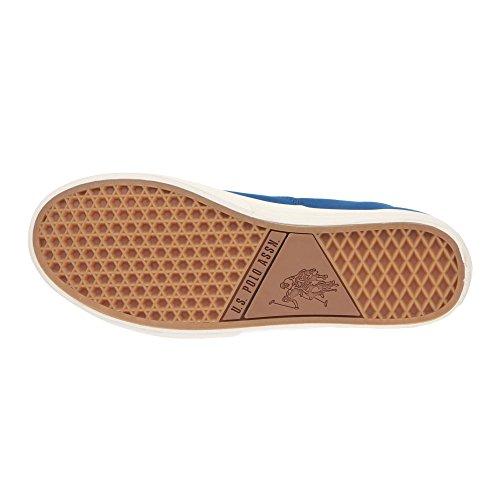 U.S. POLO Chaussures femme avec fermeture à lacets, style Sneaker - mod. GALAD4184S7-CY1