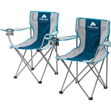 Amazon.com: Ozark Trail 28-Piece Premium Camping Combo Set ...