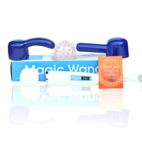 The Original Magic Wand Bundle | 3 Attachments | Free eBook | Free Cleansing Tissues