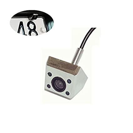 rearmaster backup camera,metal casing with waterproof design,easy stub  installation,front/