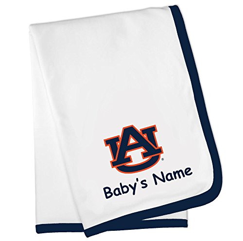 Blanket Tigers Baby Auburn - Future Tailgater Auburn Tigers Custom Personalized Baby Blanket