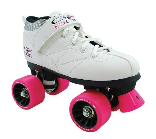 Mach5 GTX 500 Roller Skate - White - Size 6