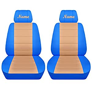 fits selected toyota rav4 camry and corolla tan insert seat covers with your choice. Black Bedroom Furniture Sets. Home Design Ideas