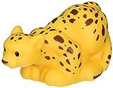 zoo talkers safari truck - Fisher-Price Little People Leopard