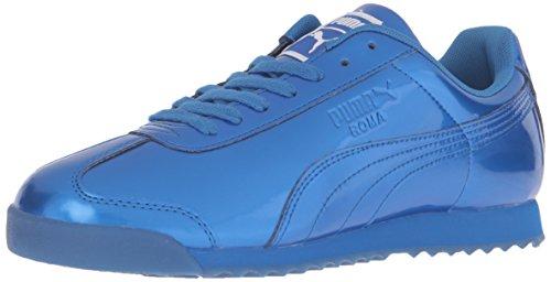 Puma Mens Roma Ano Fashion Sneaker Puma Royal