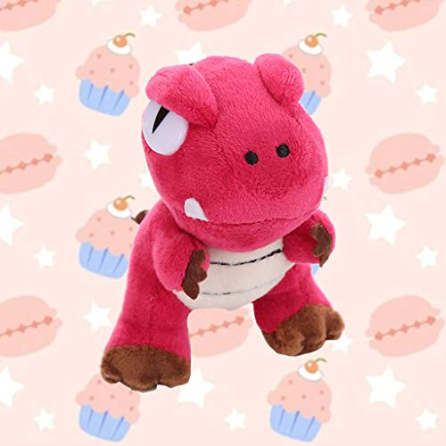 SKYLULU❀ ❀Backpack Accessories Cute Plush Toys Dinosaur Soft