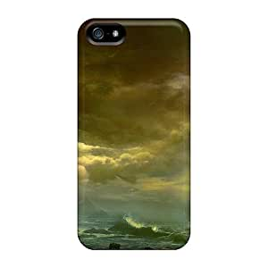 New Style Dreaming Your Dream Journey On Rough Sea Premium Tpu Cover Case For Iphone 6 4.7