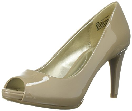 Bandolino Women's Rainaa Pump, café Latte, 6 W US