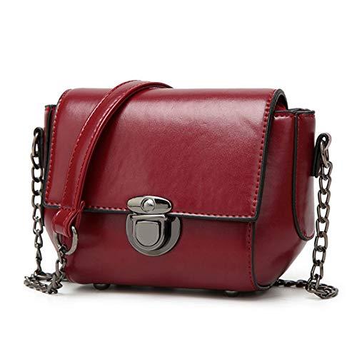 Main Handbag Chaîne Femmes Limotai Red À Fille Sac Dame Messenger TUqZvpw