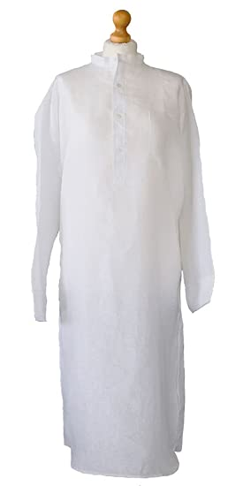 Pure Linen Nightshirt by Magee Of Donegal 9a8b50063