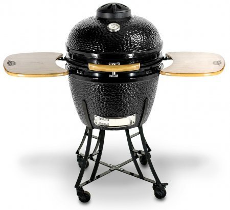 Pit Boss 71220 Kamado BBQ Ceramic Grill Cooker, 22'