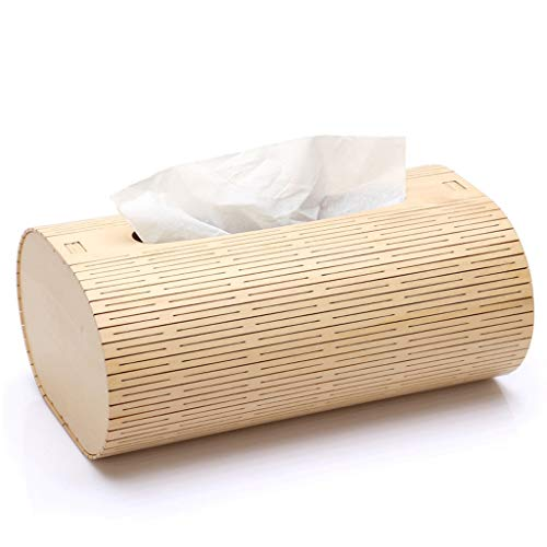 ZYN Wooden Tissue Box- European Style Living Room Household Tray Wooden Napkin Box by ZYN (Image #5)