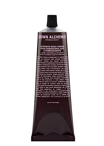 Grown Alchemist Intensive Body Cream - Rosa Damascena, Acai & Pomegranate (120ml / 4.23oz)