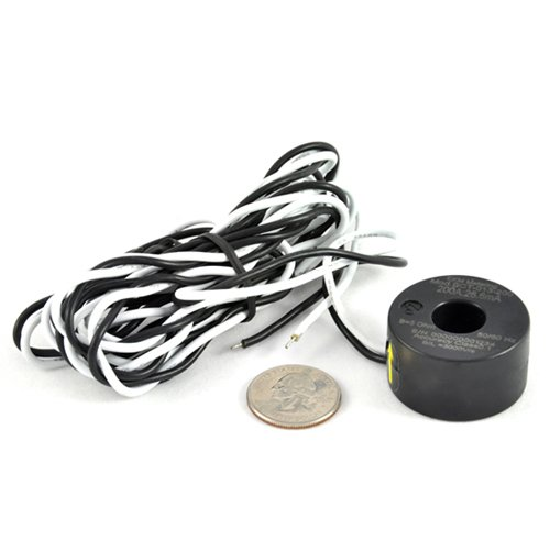 EKM Metering -- 13mm, 200A, Solid-Core Current Transformer