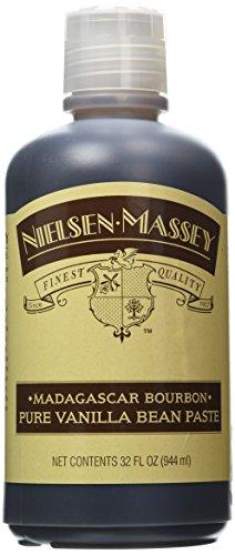 Nielsen-Massey Vanillas, Madagascar Bourbon Vanilla Bean Paste, 1 Quart