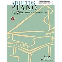 Adultos Piano Adventures Libro 1: Spanish Edition Adult