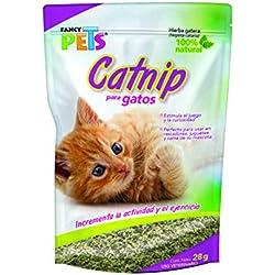 Fancy Pets Catnip para Gatos, 28 g