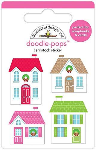 Doodlebug Designs Christmas Town ()