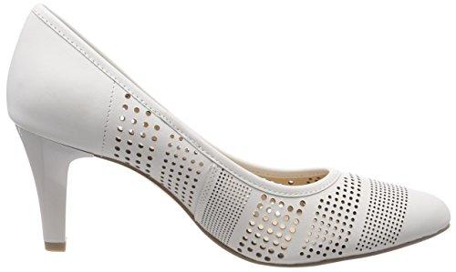 Caprice 22502 Ladies Pumps White (white Nappa 102)