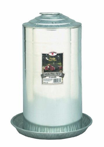 steel chicken waterer - 3