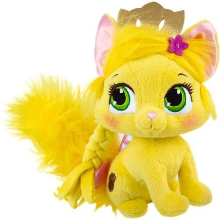 Disney Princess Palace Pets Plush Rapunzel's Kitty (Princess Palace Pets Toys)
