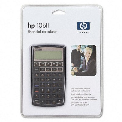 HEW10BII - 10bll Financial Calculator