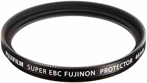 FujiFilm PRF-46 Protective Filter in Black