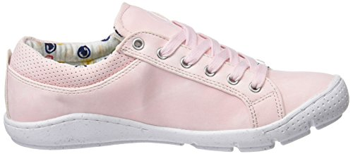 Coronel 0 Pink Women's Lona Boots Rosa Tapioca Rise Rosa Hiking Low Chica qfrxqaPpw