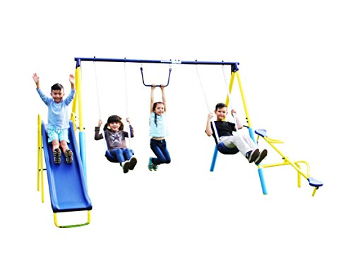 Sportspower Super First Metal Swing Set by Sportspower