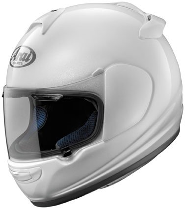 Arai Vector-2 Helmet (Diamond White, Large)