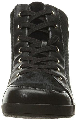 Noem Het Lente Dames Goldfarb Fashion Sneaker Zwart Velours