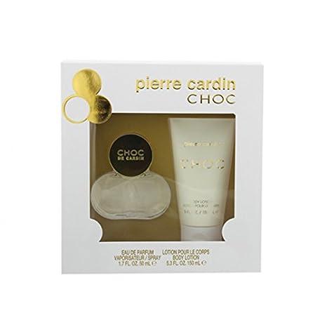 Pierre Cardin Choc Estuche de agua de perfume de 50 ml y ...