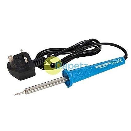 dapetz Soldador 25W GB eléctrico Circuito ordenador Reparar Cableado cables