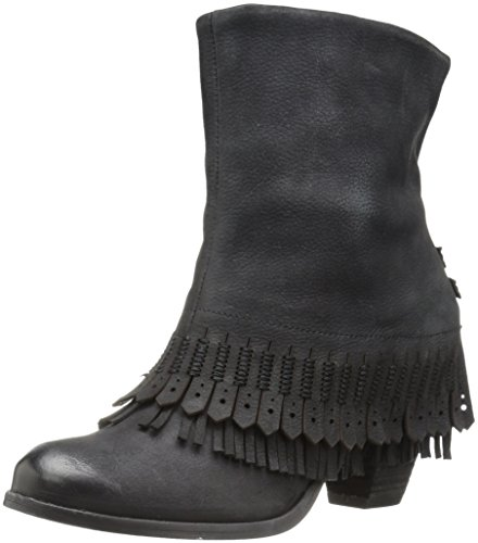 Naughty Women's Ankle Bootie Black Monkey Swing Low r0przq