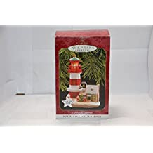 1997 Lighthouse greetings Magic #1 in the series Hallmark ornament